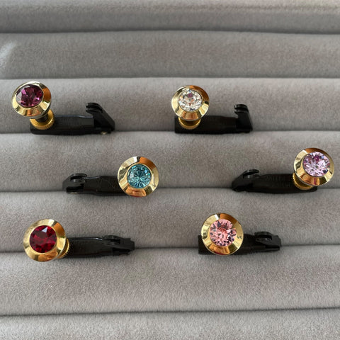 1/4 size jeweled Luxitune fine tuners