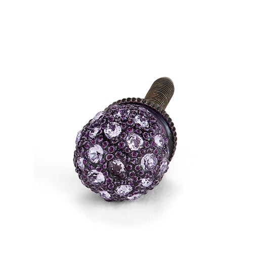 Pavé ball Cello Electric Purple