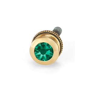 Solitaire Cello Tuner Emerald