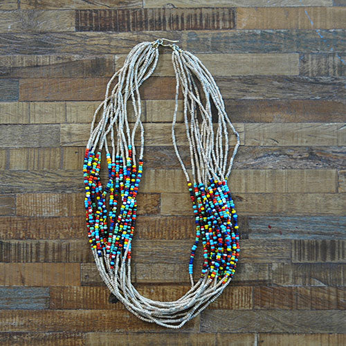 Multi-color Necklace