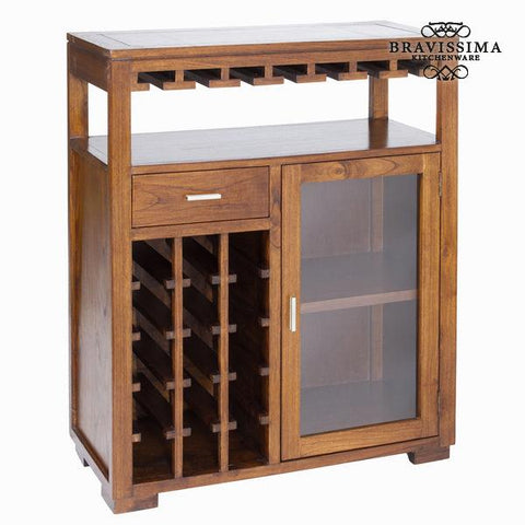 Forest wine cabinet - Serious Line Collection by Bravissima Kitchen-Bravissima Kitchen-Clauven.com