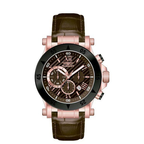 Men's Watch Bobroff BF1001M65 (44 mm)-Bobroff-Clauven.com