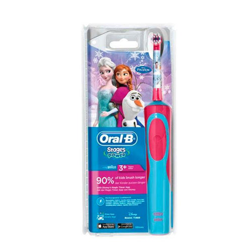 Electric Toothbrush Oral-B Frozen-Oral-B-Clauven.com
