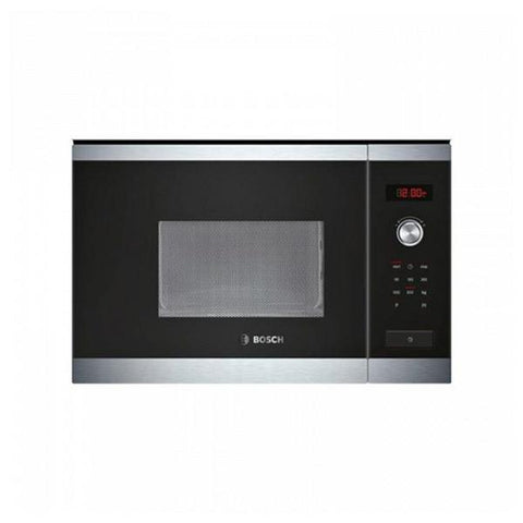 Built-in microwave BOSCH HMT75M654 20 L 800W Black