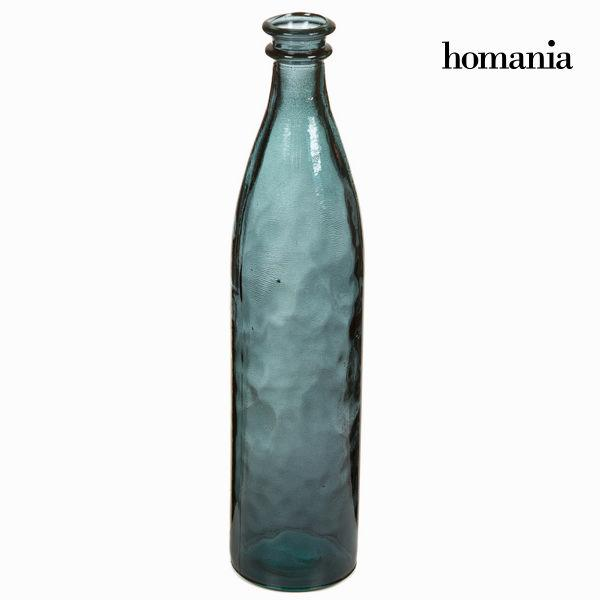Crystal grey vase short - Crystal Colours Kitchen Collection by Homania