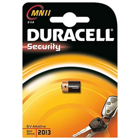 Alkaline Battery DURACELL Long Life DRB111 MN11 6V-DURACELL-Clauven.com