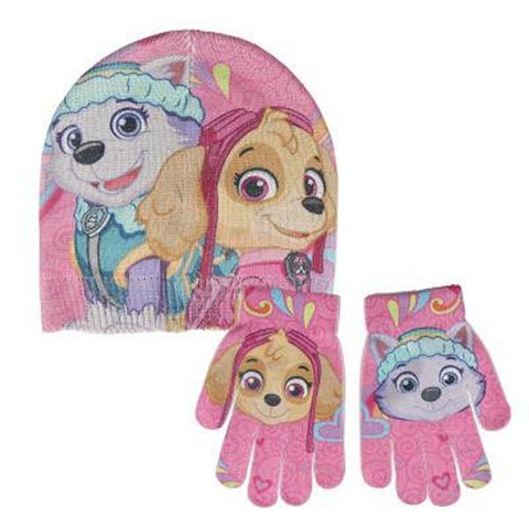 Hat & Gloves The Paw Patrol 032