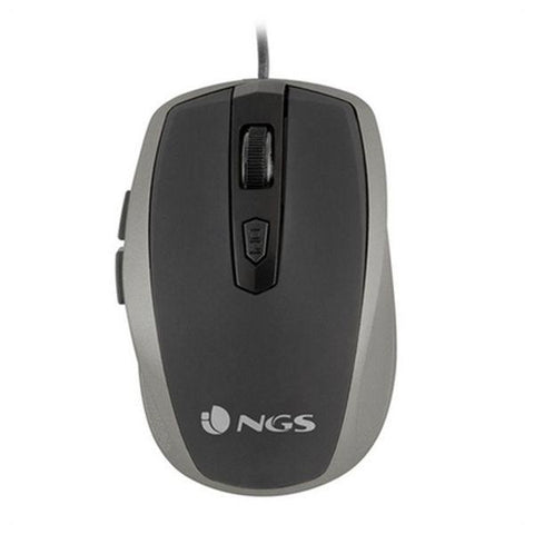 Optical mouse NGS Tick Silver TICKSILVER USB Silver