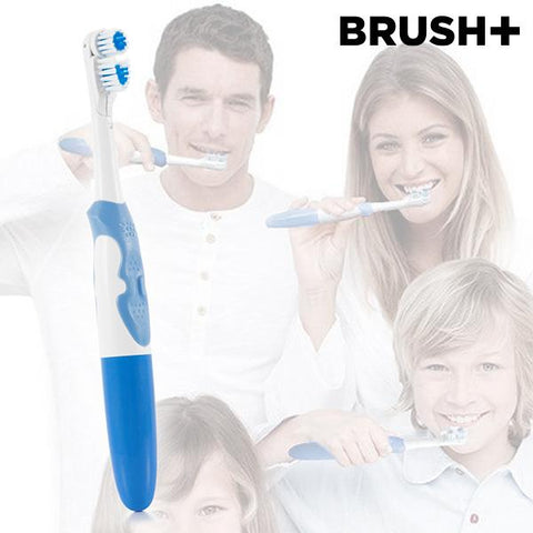 Brush+ Electric Toothbrush-Cascade Bathing-Clauven.com