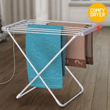 Comfy Dryer Electric Clothes Horse (6 Bars)-Thermic Dynamics-Clauven.com
