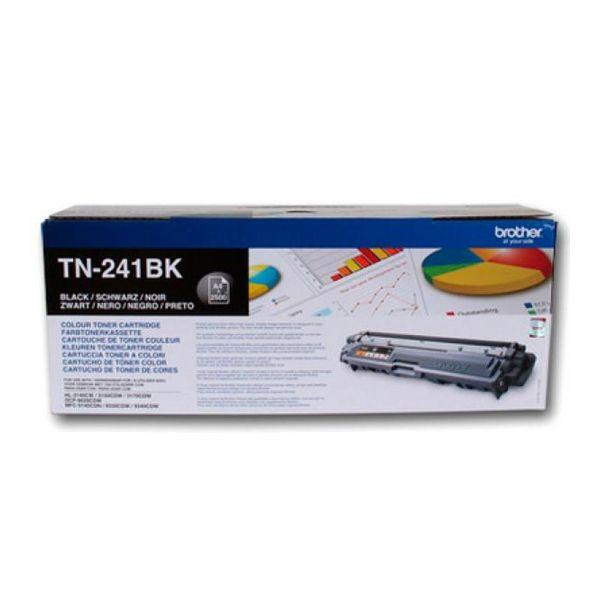 Original Toner Brother TN241BK Black