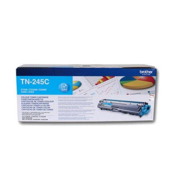 Original Toner Brother TN245C Cyan - Clauven.com