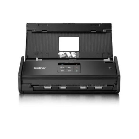 Dual Face Wi-Fi Scanner Brother ADS1100WUN1 16 ppm Wifi-Brother-Clauven.com