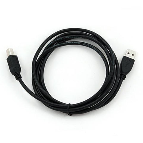 USB 2.0 A to USB B Cable iggual PSICCP-USB2-AM 1,8 m Black