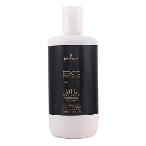 Schwarzkopf - BC OIL MIRACLE mist golden glow treatment 750 ml-Schwarzkopf-Clauven.com