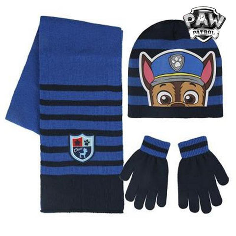 Hat, Scarf and Gloves The Paw Patrol 126