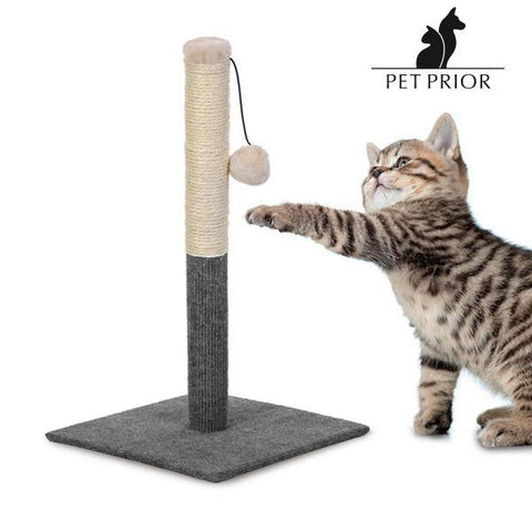 Pet Prior Cat Scratching Post with Ball-Pet Prior-Clauven.com