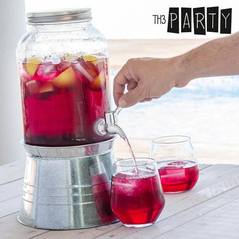 Th3 Party Drink Dispenser-Th3 Party-Clauven.com