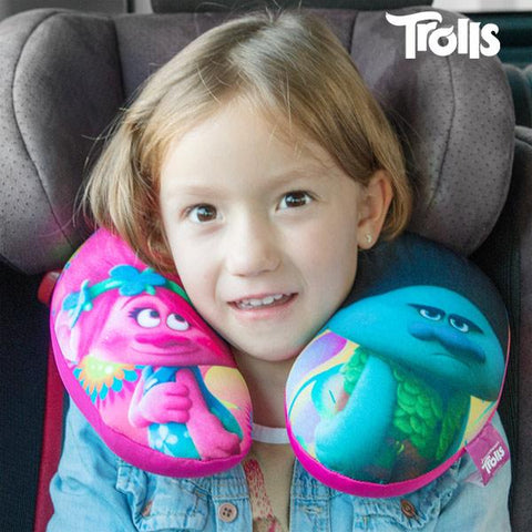 Trolls Neck Pillow