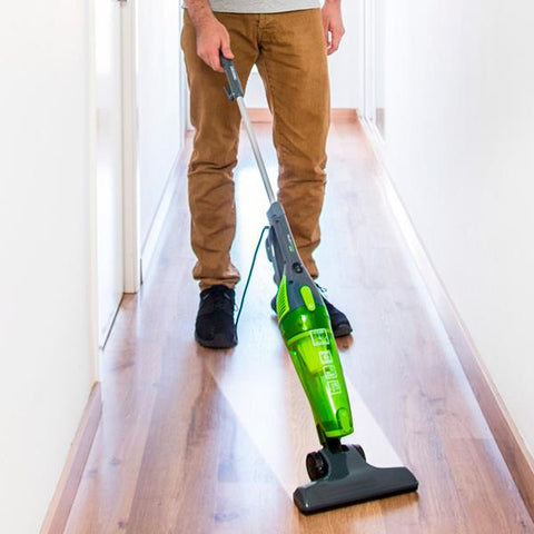 Duo Stick Easy 5006 Cyclonic Bagless Vacuum-Cecoclean-Clauven.com