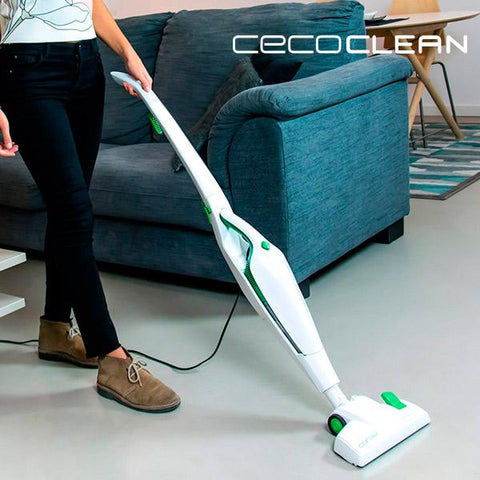 Cecoclean 5005 Duo Stick Bagless Broom Vacuum Cleaner-Cecoclean-Clauven.com