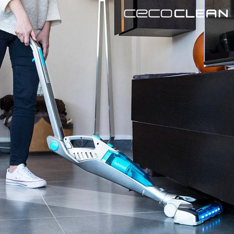 Cecoclean 5044 Ergo Power 2400W Bag-Free Cyclone Vacuum Cleaner-Cecoclean-Clauven.com