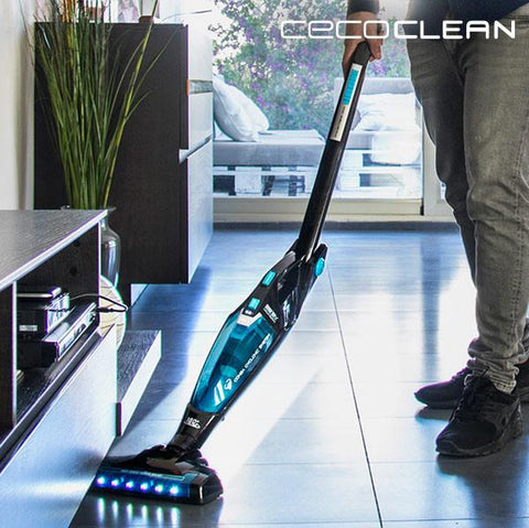 Cecoclean 5045 Ergo Extreme 2600W Bag-Free Cyclone Vacuum Cleaner-Cecoclean-Clauven.com