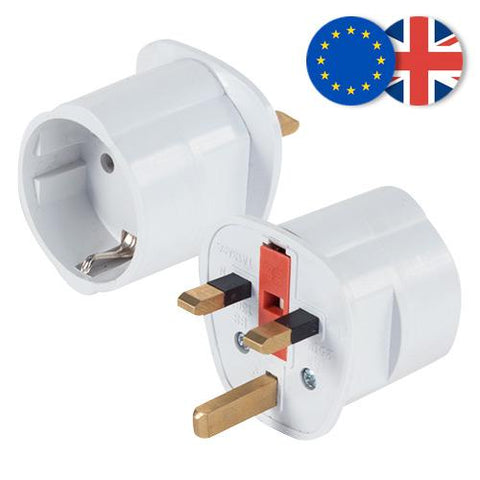 UK Plug Adapter