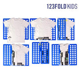 123 Fold Kids' Clothes Folder