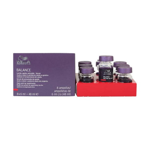 Wella - BALANCE anti hair-loss serum 8x6ml 48 ml-Wella-Clauven.com