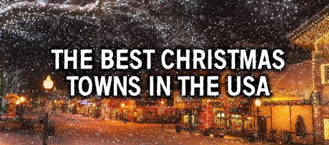 christmas towns in the usa
