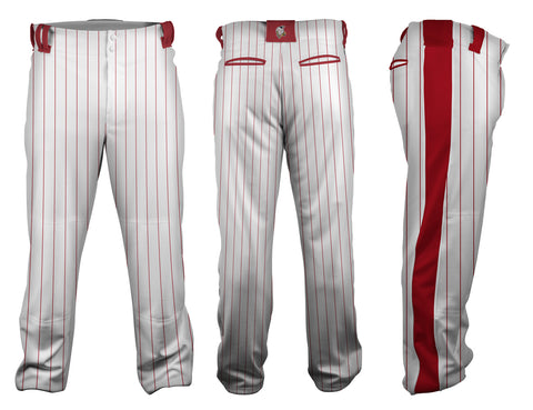 20170504 Florida Bombers Red Pinstripe