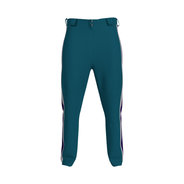 Baseball/Softball Pant with Side Inserts 6112 Mens Baseball Softball Pant With Inserts. (x 1)