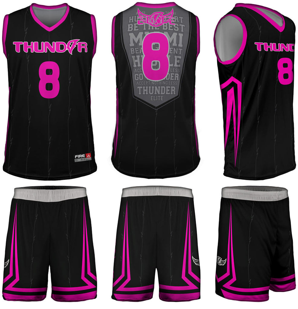 best website dc5f0 4e775 496 Thunder Girls Elite Away