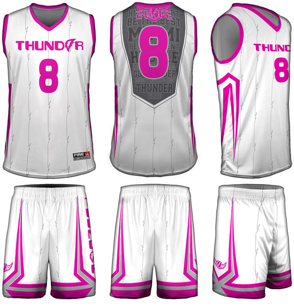 496 Thunder Girls Elite Home
