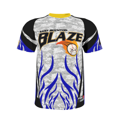 Baseball/Softball 1205 Energy Short Sleeve 0101 Baseball Team Jersey. (x 1)