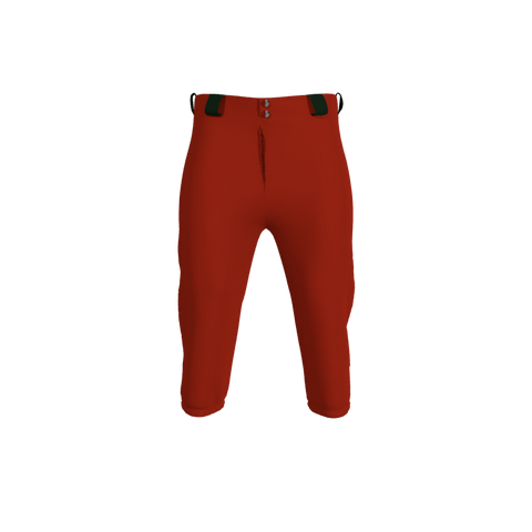 Baseball/Softball Cooperstown Pant 6114 Mens Baseball Softball Pant Cooperstown. (x 12)