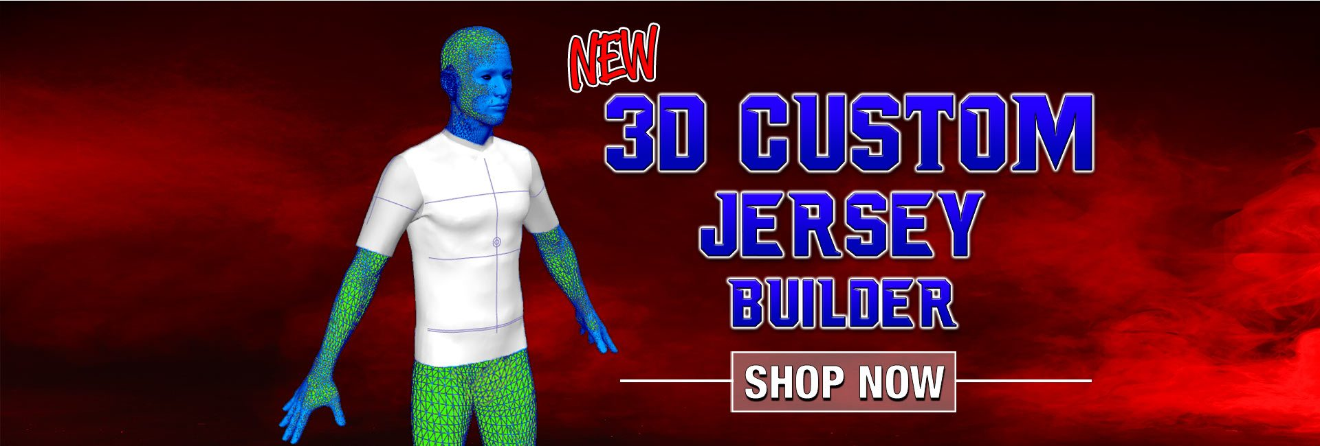 Custom Baseball Team Jersey Builder