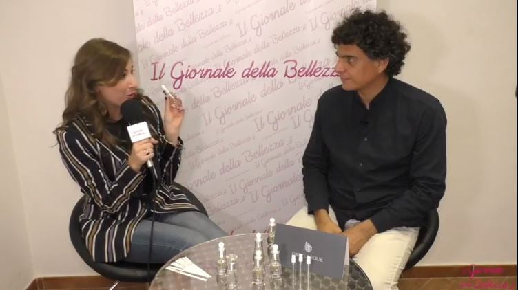 Interview with our founder!! (in italian)