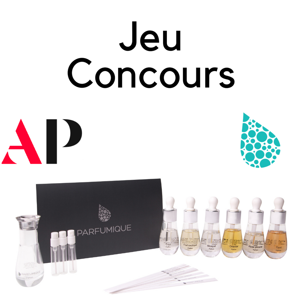 Parfumique contest in Auparfum