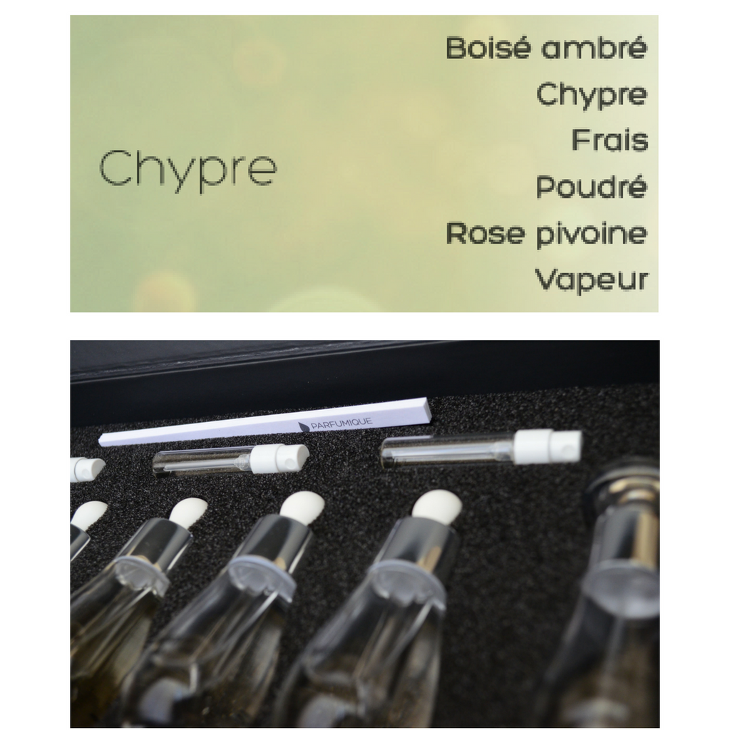 perfume creation kit - chypre