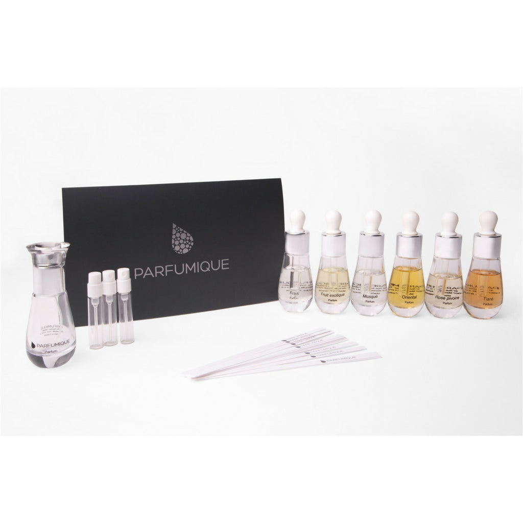 Box Floral Gourmand - Perfume creation kit