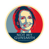 NOT MY GUNSMITH Sticker