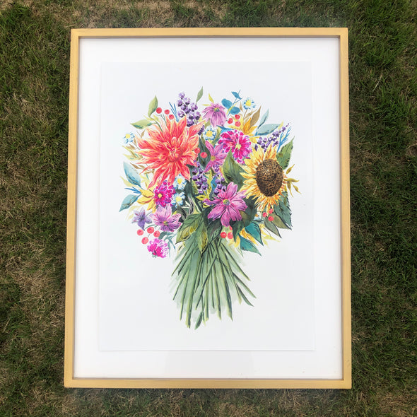 The Isolation Creation Florals: Extra Large {NEW} 2