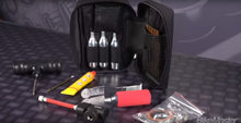 BikeMaster Motorcycle Tire and Tube Flat Repair Kit - 151507