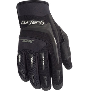Cortech DX 2 Light Weight Snow Bike Gloves - Black, Large