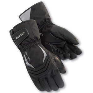 Tourmaster Cold-Tex 2.0 Motorcycle Gloves -  Black, Medium