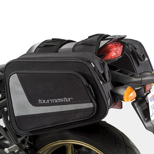 Tourmaster Select Motorcycle Saddlebags