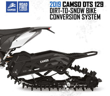 2019 Camso DTS 129 Dirt To Snow Bike Conversion System - Please Call To Order
