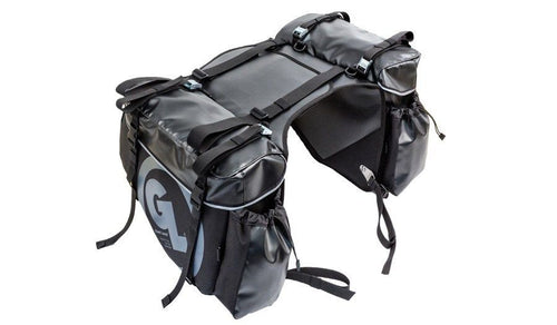 Giant Loop Siskiyou Panniers Waterproof Soft Luggage for Motorcycles
